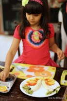 food revolution kuwait Fatmah