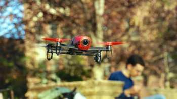 drone, field service