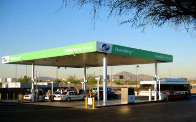 The Prospects for Renewable Natural Gas in Service Fleets