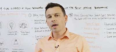 Why Sync is a Hard Problem and How ServiceMax Excels Offline– Maxpert Video Series