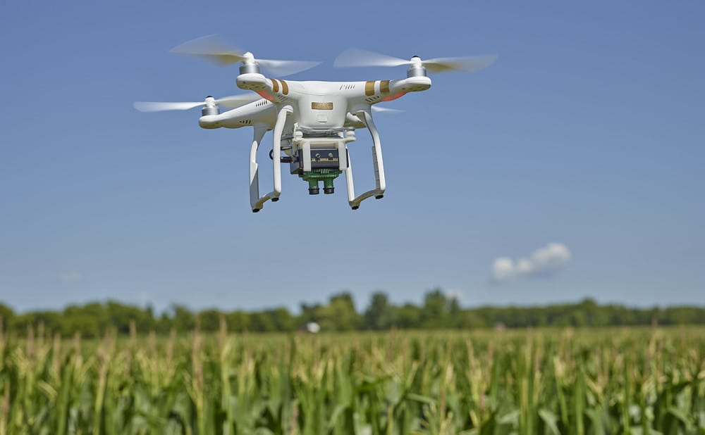 ICYMI: Drones and Sensors Are the New Must-Have Farming Tools
