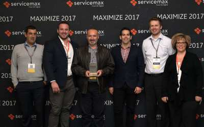 ServiceMax Announces MaxChoice Award Winners—Customers That Continue to Innovate and Deliver Great Service