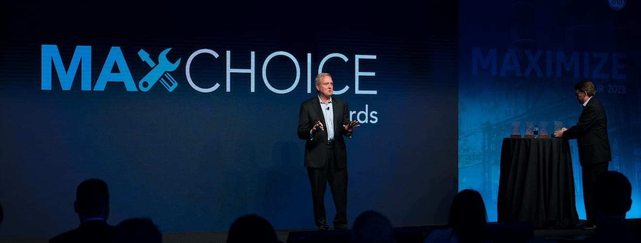 MaxChoice Award Winners Announced at Maximize