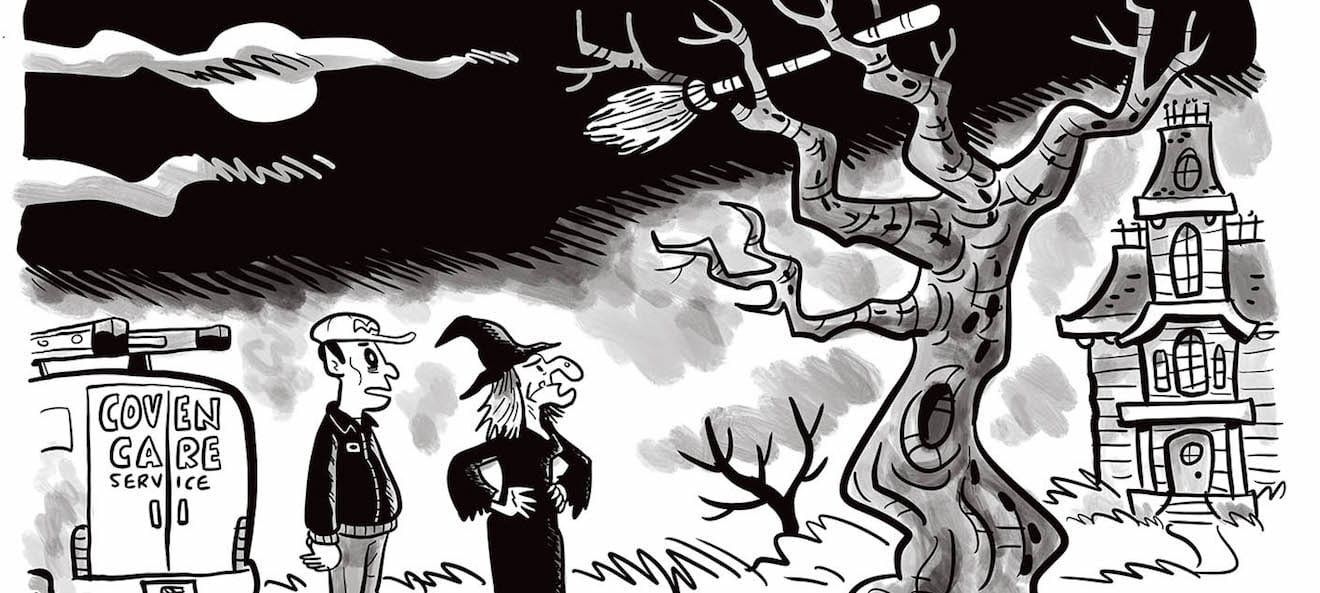 Comic Brake: Witchy Fleet Fails