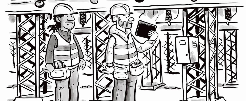 Comic Brake: All Play and No Work