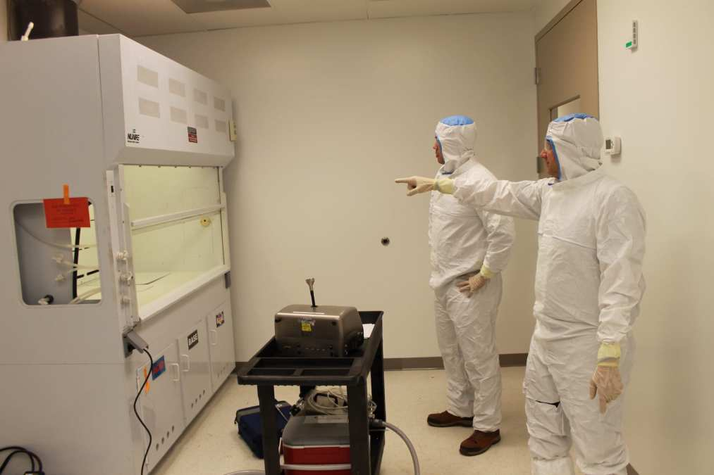 Keeping it Clean: Inside the Spotless World of Clean Room Technicians