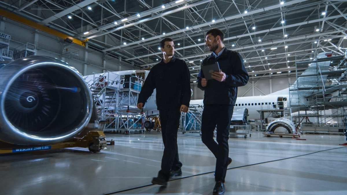 Aircraft Maintenance: Changing Change