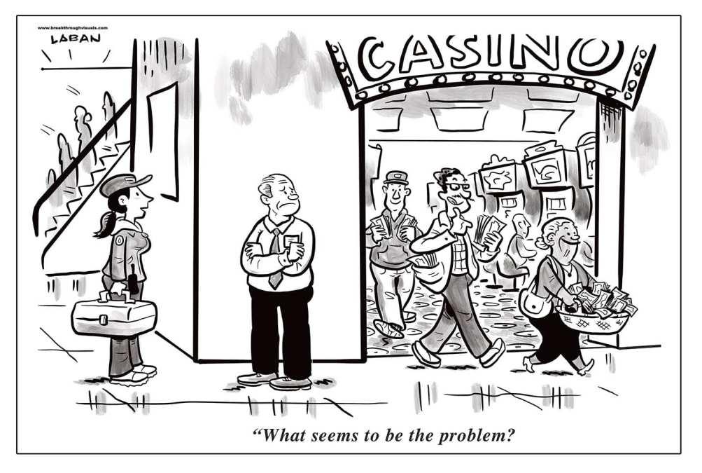 Comic Brake: Cash Flow Problems