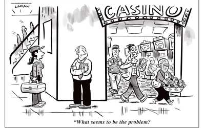 Comic Brake: Cash Flow Problems