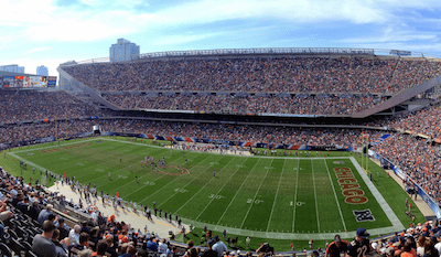 The New Service Layer Behind High-Tech, Connected NFL Stadiums