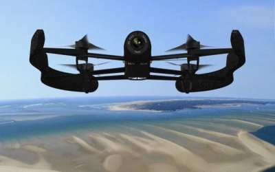 Tech Swap: Smartphone-Controlled Drones