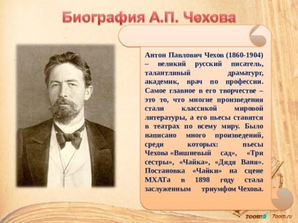 Книжные иллюстрации к произведениям А.П. Чехова
