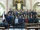 Messa di inizio anno scout GE1 - nov 2010