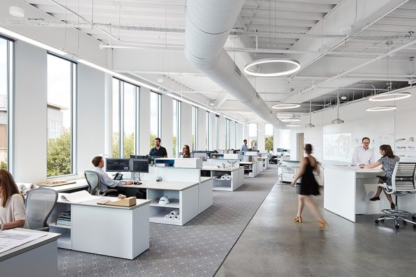 How a Strategic Interior Design Affects Well-being and Productivity in the Workplace