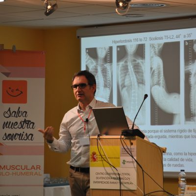 Dr. Olaverri y la cirugía de columna