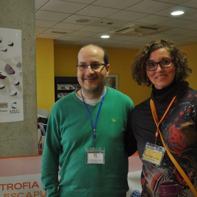 Roberto y Ana Isabel