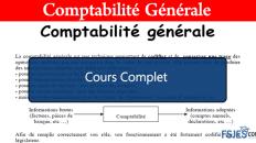 Cours de la comptabilité générale