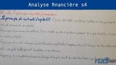 Analyse financière résumé s4