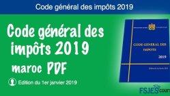 Code général des impôts 2019 maroc