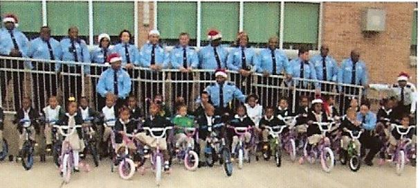 Police Ask Public to Provide Pedal Power for Children
