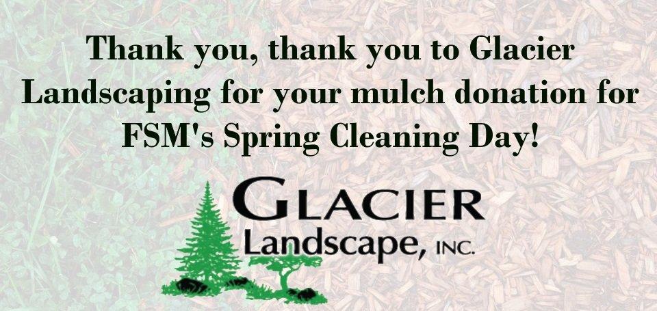 Thanks - Glacier