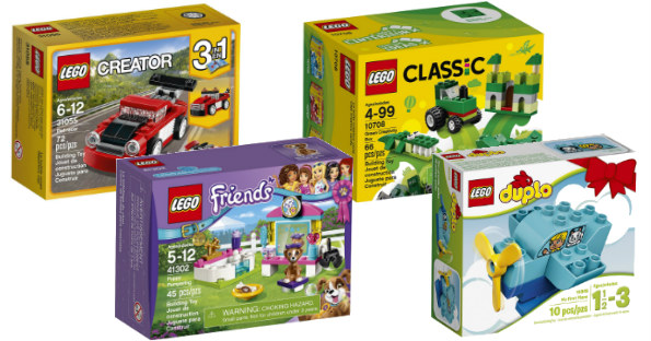 Lego Lego Duplo Kits Under 500 At Amazon You Saved How Much