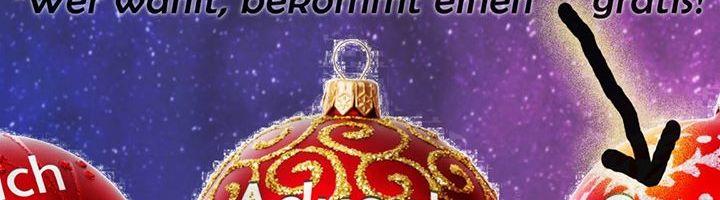 Neue Veranstaltung: Nikolaus- & Wahlgrillabend