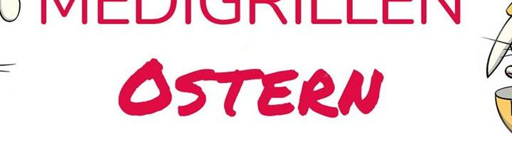 Neue Veranstaltung: Medigrillen Ostersause