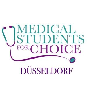 Medical Students for Choice Düsseldorf - Logo