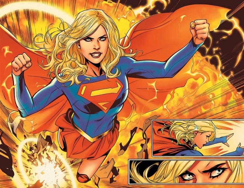 Image result for Supergirl comic
