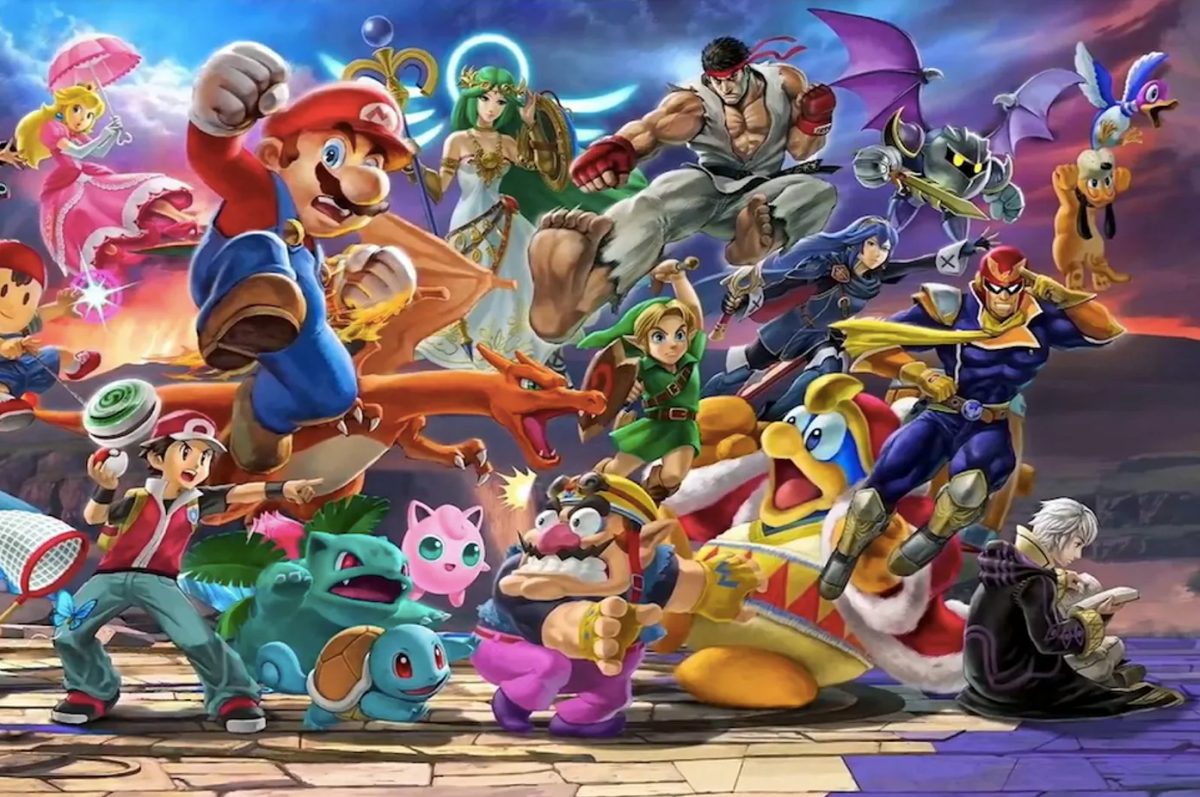 Smash Ultimate Tier List ZeRo Weighs In With Early