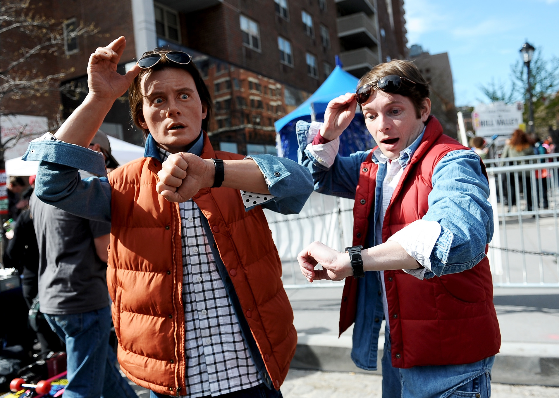How To Throw Together A Marty McFly Costume For Halloween
