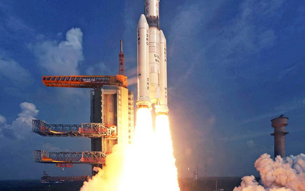 India Will Launch Record 104 Satellites into Space on ...