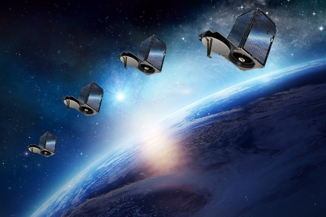 Google's Terra Bella Launches Four SkySat Spy Satellites ...