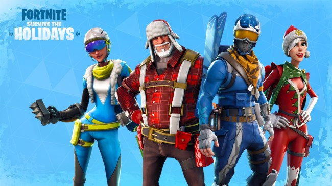 Fortnite Season 7 Skins Map Changes Challenges And