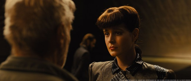 How 'Blade Runner 2049' Created the CGI Sean Young of 1982 ...