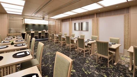 ホテル日航福岡 日本料理 弁慶