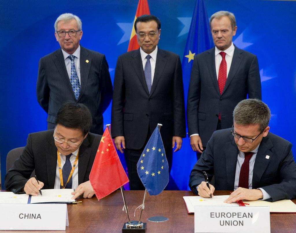 EU-China Energy Cooperation Platform - Florence School of Regulation