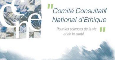L'avis 129 contribution du CCNE à la révision de la loi de bioéthique est en ligne