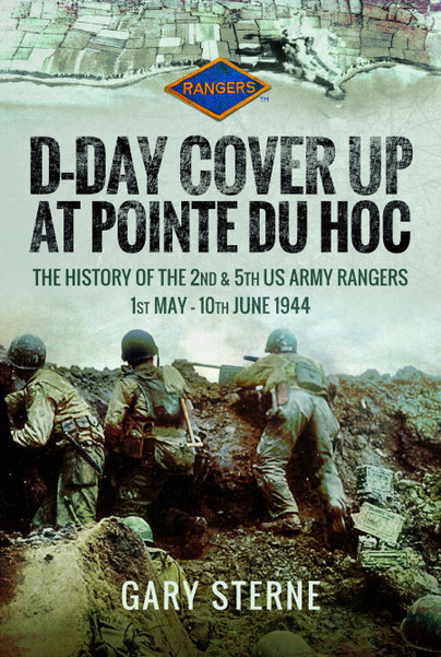 D-Day Cover-up at Pointe du Hoc