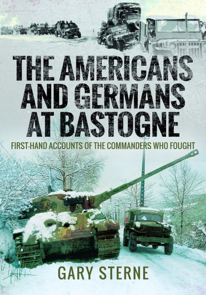 Excellent book on the Battle of the Bulge