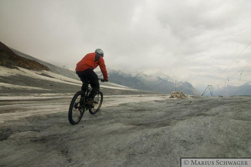 Gletscherspaziergang von Cervinia nach Zermatt