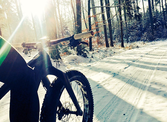 CFAT Snow Bike Festival