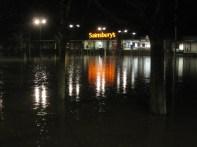 Sainsburys (trolley deep!)