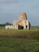 Abbey gatehouse & windpump