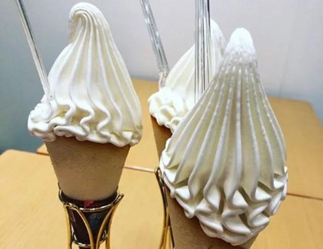クレミア ソフトクリーム画像