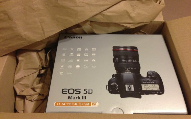 Not the camera I ordered