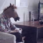 Portrait of a Broken Hearted Horse