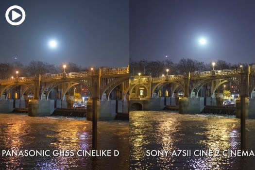 Low-Light Comparison Between the GH5S, a7S II, and a7R III