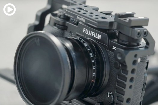 Fujifilm Camera Setup and Accessories for Shooting High-Quality Videos